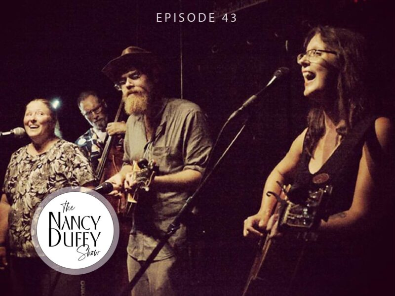 Ep. 43. The Nancy Duffy Show, Allison Brown performing with the Assembly Line - SoHo Bar & Grill, London 2017