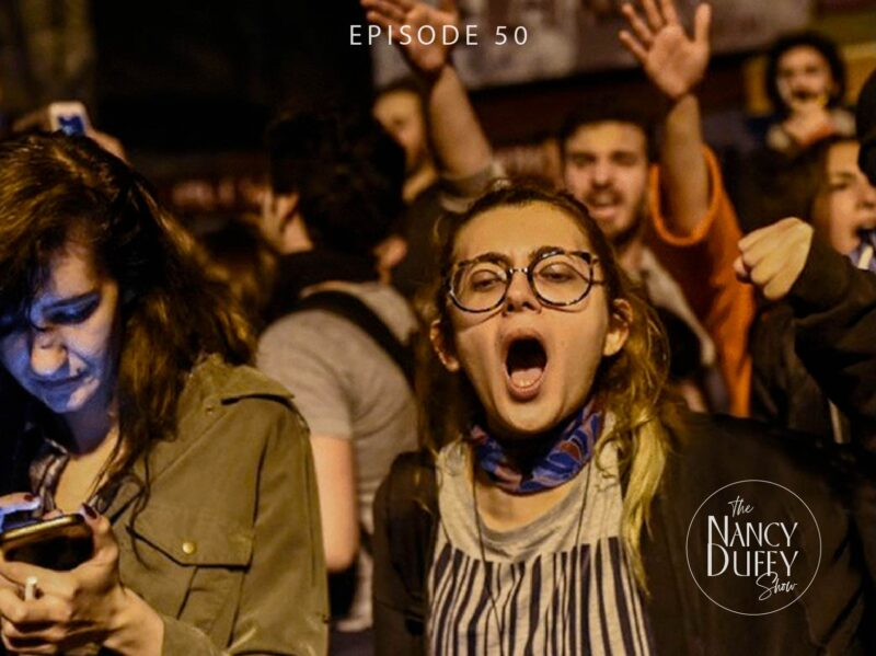 Ep. 50 Voices Calling. Hearing from within a Post-Referendum Turkey