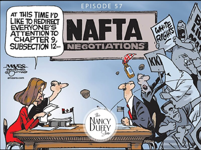 Show No. 57: Rethinking NAFTA; From the Leveling of 'Labour' to the Protection of Public Goods