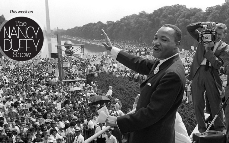 Show No. 58: From the Time of Martin Luther King Jr. and the Parallels of 1968, to Saying No to the Practice of Body Currency and Ownership in 2018