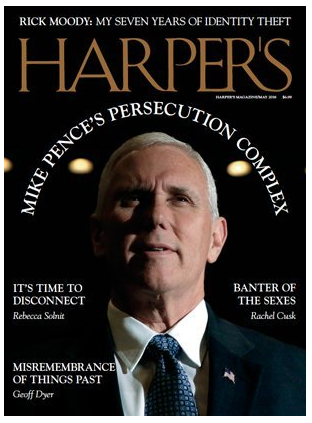 Harper's May 2018 Issue